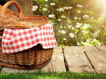 Picknickkorb | © Billion Photos | shutterstock.com